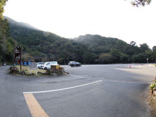西伊豆黄金崎公園で体験ダイビングの集合場所