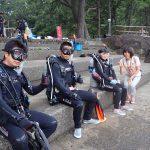 西伊豆黄金崎 体験ダイビング 1