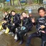 西伊豆黄金崎で体験ダイビング