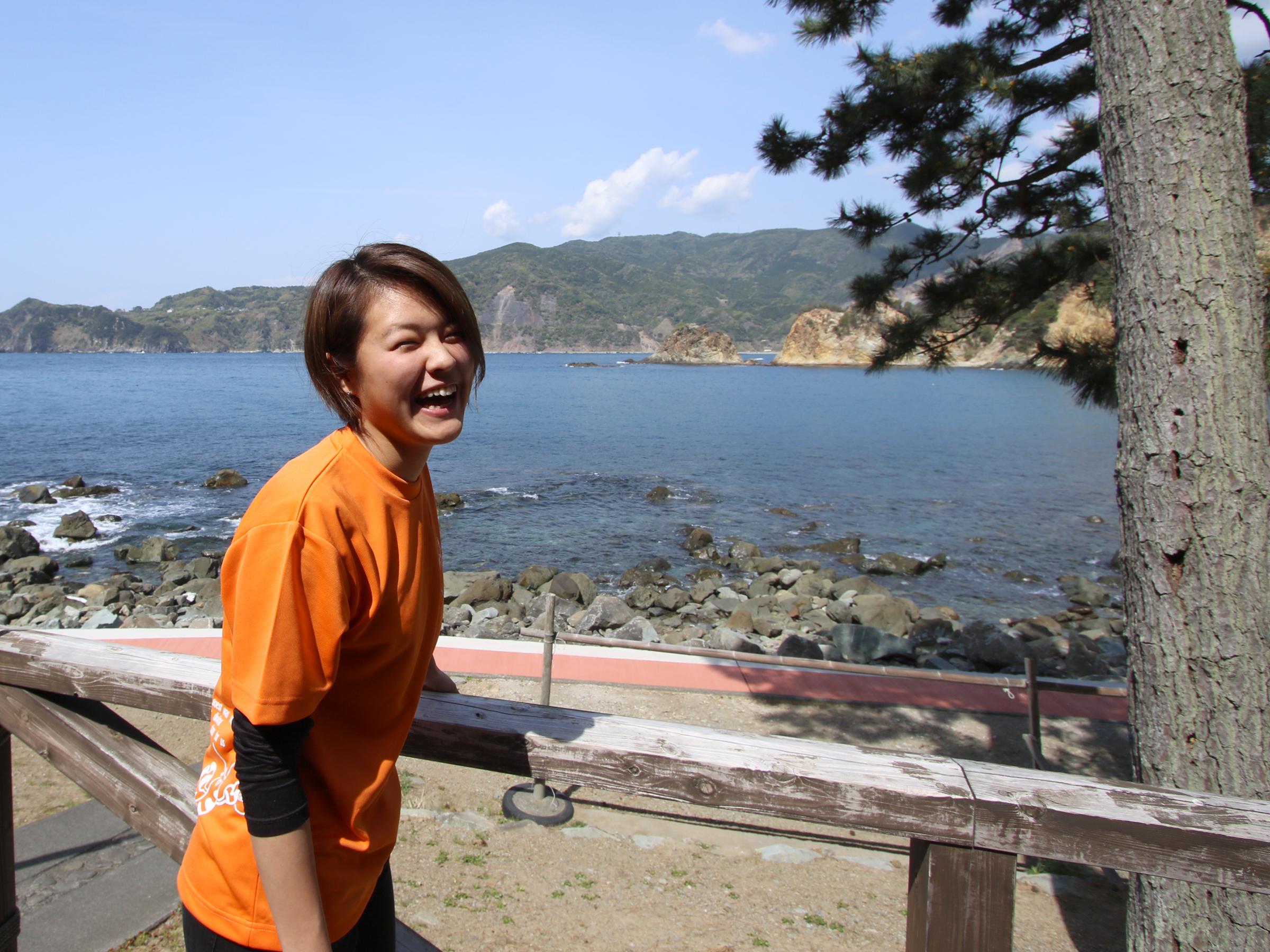マイ:静岡県西伊豆町黄金崎公園ビーチのダイビングで見れました。ここはダイビングはもちろんシュノーケリング(スノーケリング)や体験ダイビングも楽しめる絶景ポイントです。