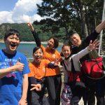 静岡県西伊豆町黄金崎公園ビーチのゲストの画像です。ここはダイビングはもちろんシュノーケリングや体験ダイビングも楽しめる絶景ポイントです。