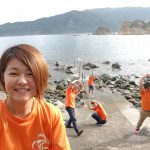 静岡県西伊豆町黄金崎公園ビーチのダイビングで見れました。ここはダイビングはもちろんシュノーケリング(スノーケリング)や体験ダイビングも楽しめる絶景ポイントです。