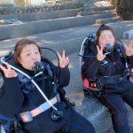 伊豆 黄金崎での体験ダイビング
