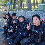 黄金崎 体験ダイビング