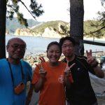 静岡県西伊豆町黄金崎公園ビーチのダイビングで見れました。ここはダイビングはもちろんシュノーケリング(スノーケリング)や体験ダイビングも楽しめる絶景ポイントです。静岡県西伊豆町黄金崎公園ビーチのダイビングで見れました。ここはダイビングはもちろんシュノーケリング(スノーケリング)や体験ダイビングも楽しめる絶景ポイントです。