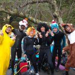 Halloween:静岡県西伊豆町黄金崎公園ビーチのダイビングで見れました。ここはダイビングはもちろんシュノーケリング(スノーケリング)や体験ダイビングも楽しめる絶景ポイントです。