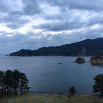 海況:静岡県西伊豆町黄金崎公園ビーチのダイビングで見れました。ここはダイビングはもちろんシュノーケリング(スノーケリング)や体験ダイビングも楽しめる絶景ポイントです。